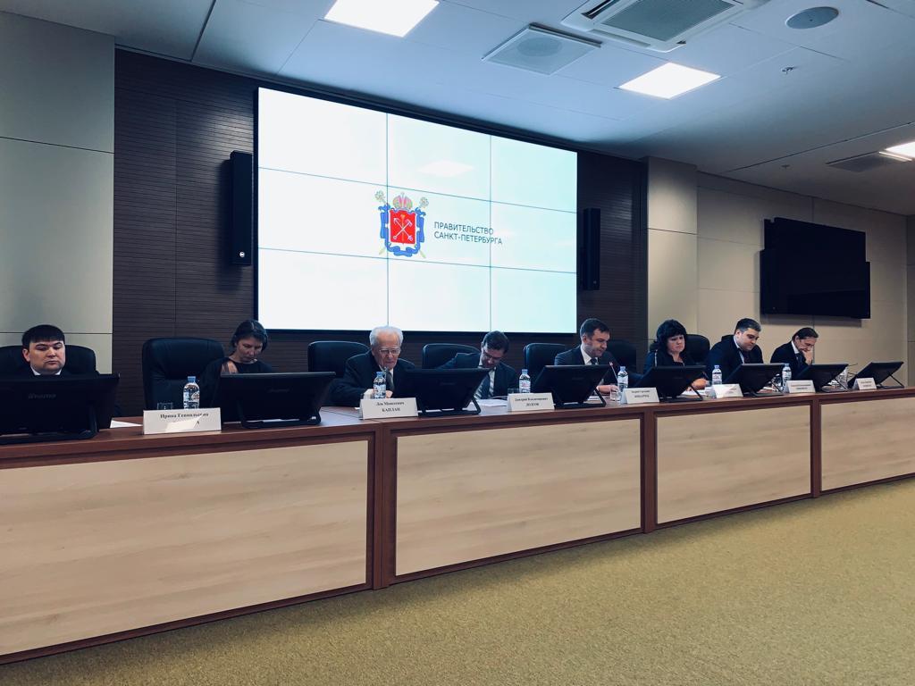 Круглый стол «Обеспечение качества строительства объектов энергетики и инженерной инфраструктуры в Санкт-Петербурге»